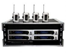 Trantec S5.5 Rack 'n' Ready UHF Radio Microphone System